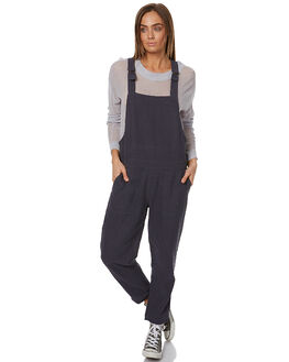 NAVY WOMENS CLOTHING AUGUSTE PLAYSUITS + OVERALLS - AMH1-17245-NBNB