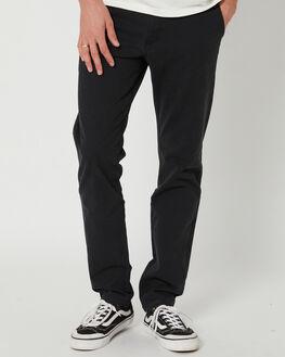 BLACK MENS CLOTHING RIP CURL PANTS - CPAAM90090