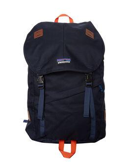 NAVY BLUE MENS ACCESSORIES PATAGONIA BAGS - 47956NPTR