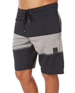 CHARCOAL MENS CLOTHING VOLCOM BOARDSHORTS - A0811712CHR