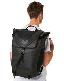 BLACK MENS ACCESSORIES HURLEY BAGS - HU0018010