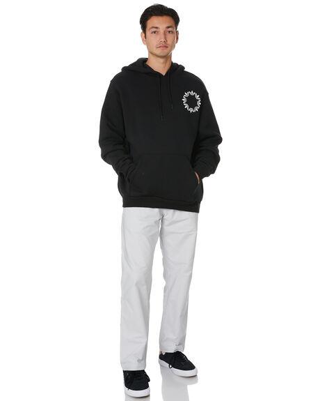 BLACK GREY ONE MENS CLOTHING ADIDAS JUMPERS - FU1532BGO