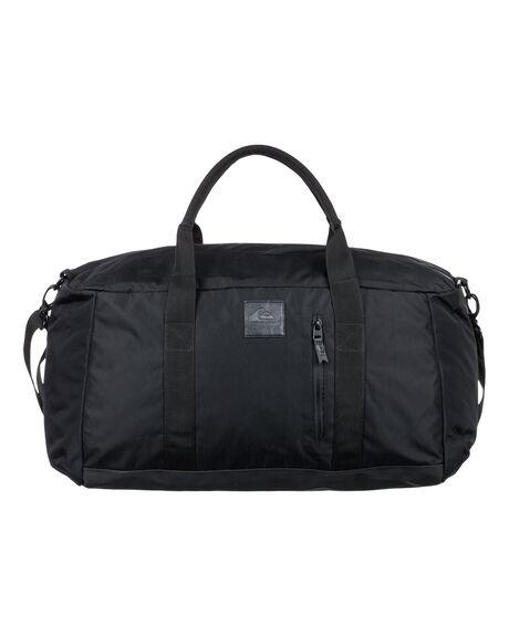 BLACK MENS ACCESSORIES QUIKSILVER BAGS + BACKPACKS - EQYBL03178-KVJ0