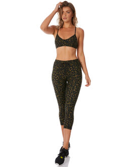 LEOPARD CAMO WOMENS CLOTHING THE UPSIDE ACTIVEWEAR - UPL1828LEO