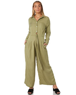 FERN WOMENS CLOTHING SANCIA PLAYSUITS + OVERALLS - 831AFERN