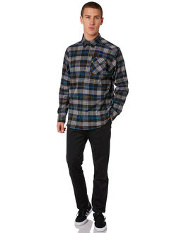 CORE HEATHER MENS CLOTHING ADIDAS SHIRTS - DH3861CHTR