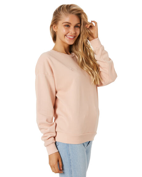 ROSE CLOUD WOMENS CLOTHING RUSTY JUMPERS - FTL0749-RSC
