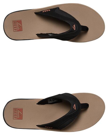 TAN RUST MENS FOOTWEAR REEF THONGS - 2026TKR
