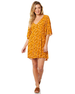 MULTI WOMENS CLOTHING MINKPINK DRESSES - MP1803450MUL