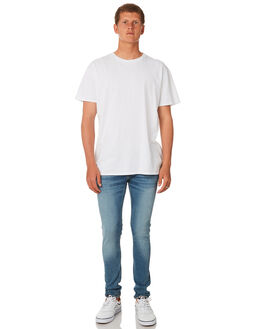 OLD BLUES MENS CLOTHING NUDIE JEANS CO JEANS - 112829OLDBL