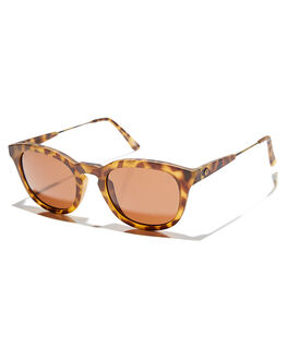 SPOTTED TORT BRONZE MENS ACCESSORIES ELECTRIC SUNGLASSES - EE13553439SPTOR