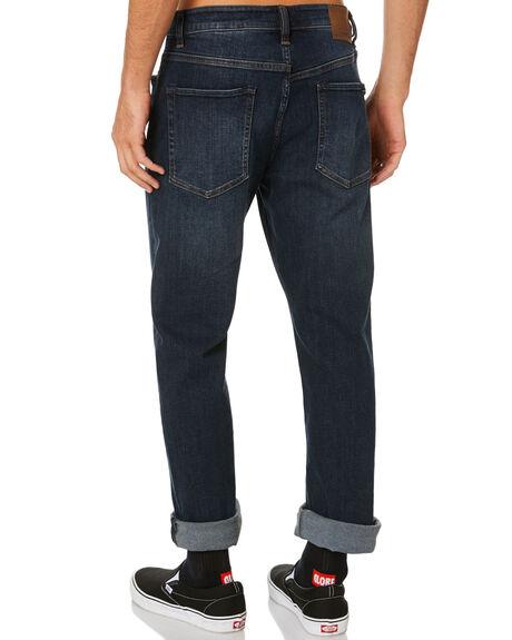 VINTAGE BLUE MENS CLOTHING VOLCOM JEANS - A1931506VBL