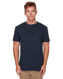 TARMAC ACID STRIPES MENS CLOTHING QUIKSILVER TEES - EQYKT03824KTA3