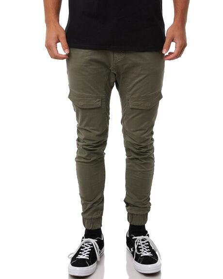 IVY GREEN MENS CLOTHING NENA AND PASADENA PANTS - NPMFP001IVYG