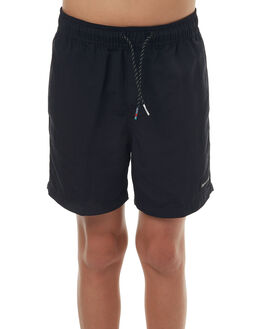 BLACK KIDS BOYS QUIKSILVER SHORTS - EQBJV03126KVJ0