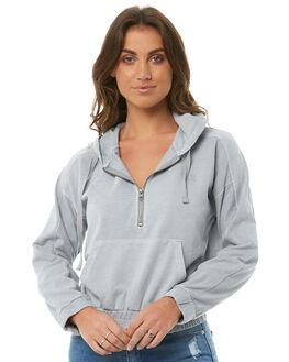 SILVER WOMENS CLOTHING BILLABONG JUMPERS - 6585739SILV