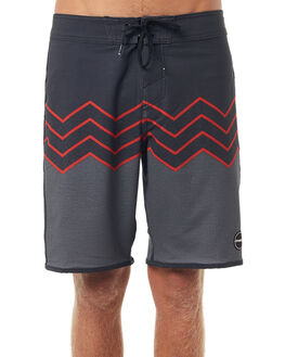 BLACK AOP W RED MENS CLOTHING O'NEILL BOARDSHORTS - 7A3109BLK