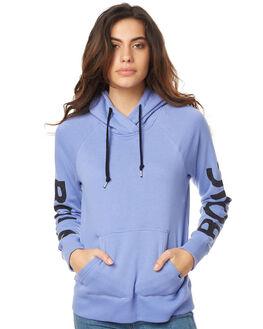 MOSAIC BLUE WOMENS CLOTHING BILLABONG JUMPERS - 6575691BLU