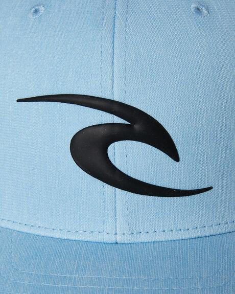 BLUE MENS ACCESSORIES RIP CURL HEADWEAR - CCAAN90070