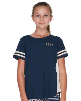 DRESS BLUES KIDS GIRLS ROXY TOPS - ERGZT03336BTK0