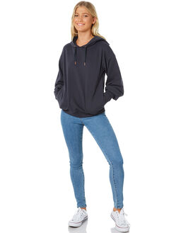 CHARCOAL WOMENS CLOTHING RUSTY JUMPERS - FTL0652CHA