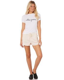 SHELL CORD WOMENS CLOTHING ROLLAS SHORTS - 12851-4264