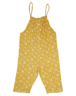 MULTI KIDS TODDLER GIRLS CHILDREN OF THE TRIBE DRESSES + PLAYSUITS - GRJP0314MUL