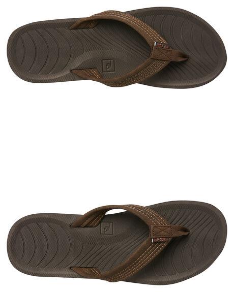 CHOCOLATE MENS FOOTWEAR RIP CURL THONGS - TCTG110039