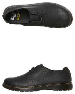 BLACK MENS FOOTWEAR DR. MARTENS FASHION SHOES - SS20865001BLKM