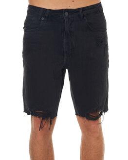 MARBLE BLACK MENS CLOTHING INSIGHT SHORTS - 5000000231MBLK
