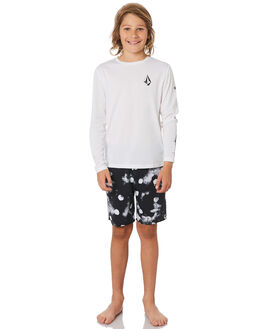 WHITE BOARDSPORTS SURF VOLCOM BOYS - P0341800WHT