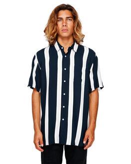 NAVY MENS CLOTHING BILLABONG SHIRTS - BB-9591216-NVY