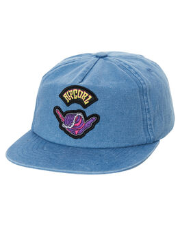 BLUE KIDS BOYS RIP CURL HEADWEAR - KCAQK10070