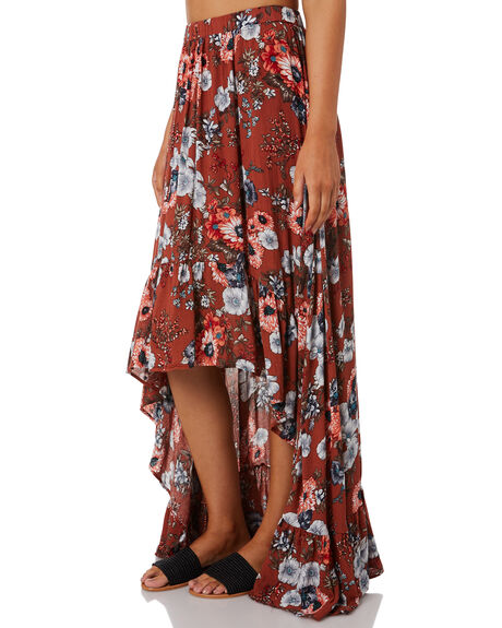 REDWOOD OUTLET WOMENS RUSTY SKIRTS - SKL0497RWD