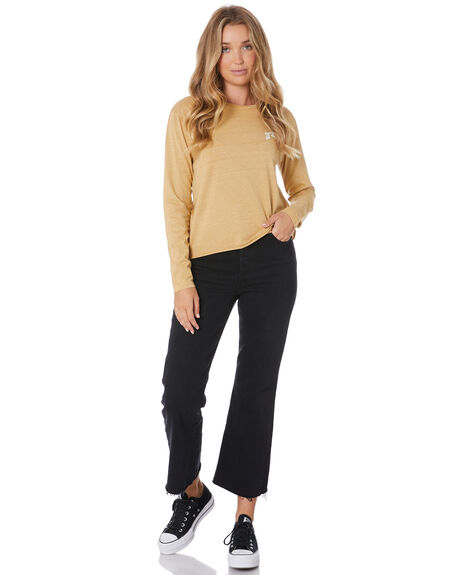 CURRY WOMENS CLOTHING RUSTY JUMPERS - TTL1106CURRY