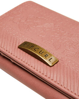 DUSTY ROSE WOMENS ACCESSORIES RIP CURL PURSES + WALLETS - LWUIG10577