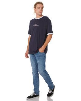 BLUE NIGHTS MENS CLOTHING RUSTY TEES - TTM2150BNI