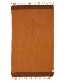 MUSTARD WOMENS ACCESSORIES MAYDE TOWELS - 19TREAMUSMUS