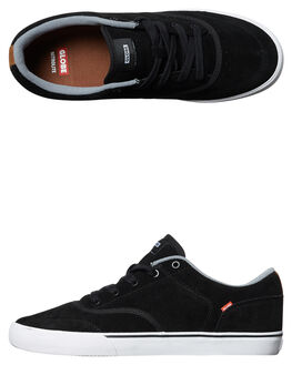 BLACK TOFFEE MENS FOOTWEAR GLOBE SKATE SHOES - GBTRIB-10908