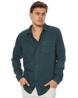 MARINE MENS CLOTHING GLOBE SHIRTS - GB01514011MAR