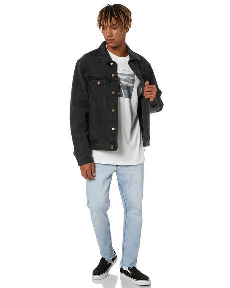 WORKER BLACK MENS CLOTHING INSIGHT JACKETS - 5000006369WBLK
