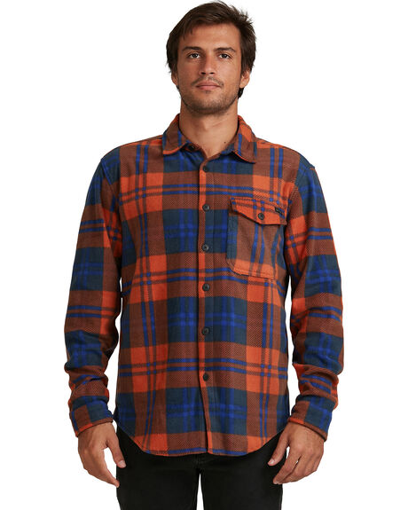 AUBURN MENS CLOTHING BILLABONG SHIRTS - BB-9504207-AUB
