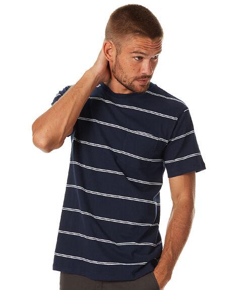 NAVY MENS CLOTHING KATIN TEES - KNGERS17NVY