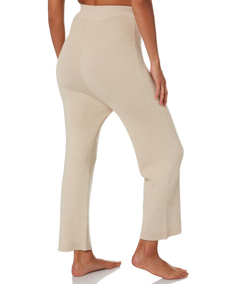 BEIGE WOMENS CLOTHING SNDYS PANTS - SEP033BGE