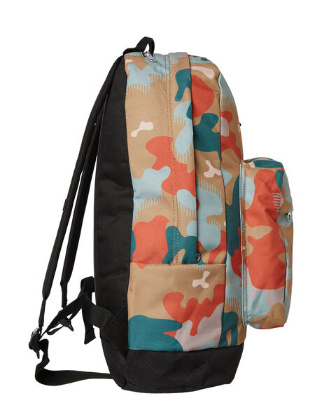 DRIP CAMO MENS ACCESSORIES OBEY BAGS + BACKPACKS - 100010096DRP