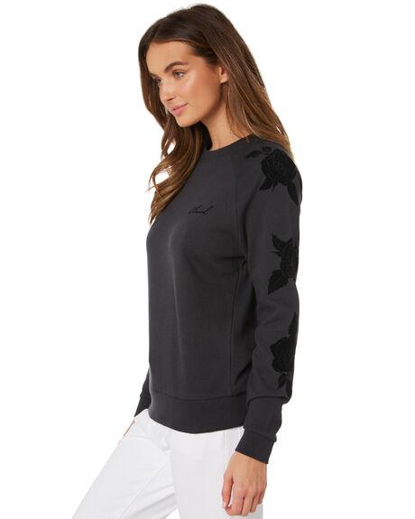 VINTAGE BLACK WOMENS CLOTHING ELWOOD JUMPERS - W91222VBLK