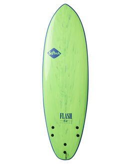 GREEN MARBLE BOARDSPORTS SURF SOFTECH SOFTBOARDS - FEGII-GNM-060GRNM
