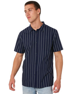 NAVY MENS CLOTHING SWELL SHIRTS - S5182166NAVY