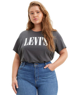 CAVIAR GRAPHIC WOMENS CLOTHING LEVI'S TEES - 35790-0086CAVIR