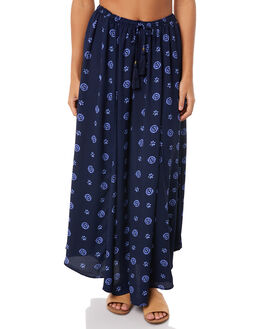 INDIGO DOT WOMENS CLOTHING O'NEILL SKIRTS - 4722407-IDD
